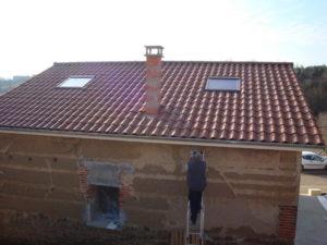 pose fenetres de toit amc charpente