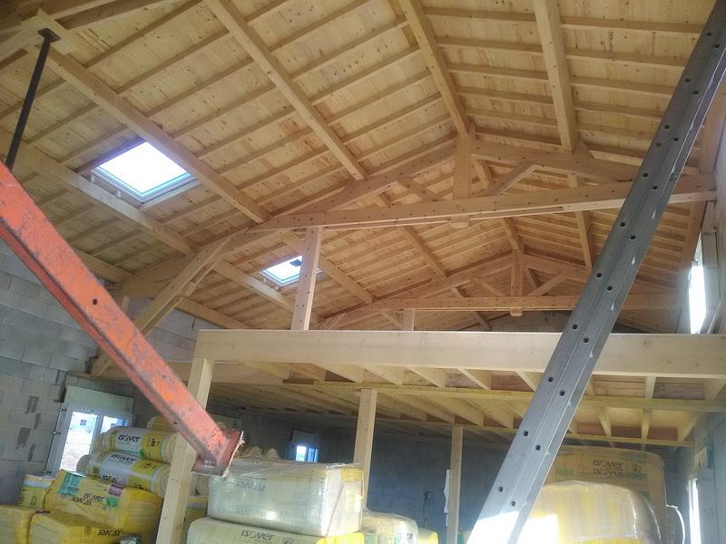 Pose toitures de gîtes ruraux
