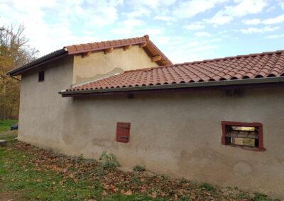 Rénovation totale d'une toiture