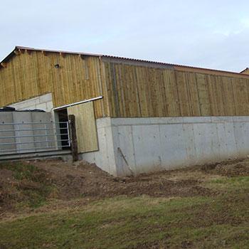 AMC Charpente Savoir-faire bâtiment agricole